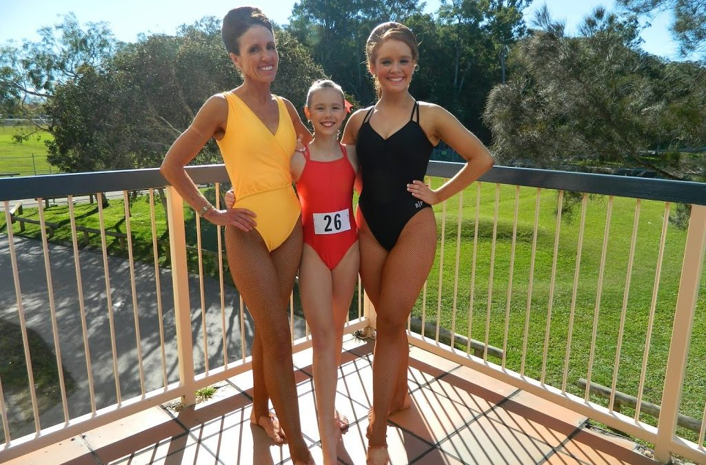Strathpine Girls Shine at Burleigh Waters Interclub!